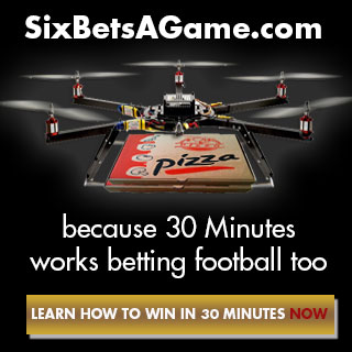 Six Bets a Game